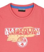 NAPAPIJRI K SHADOW JUNIOR Short sleeve T-shirt Man e
