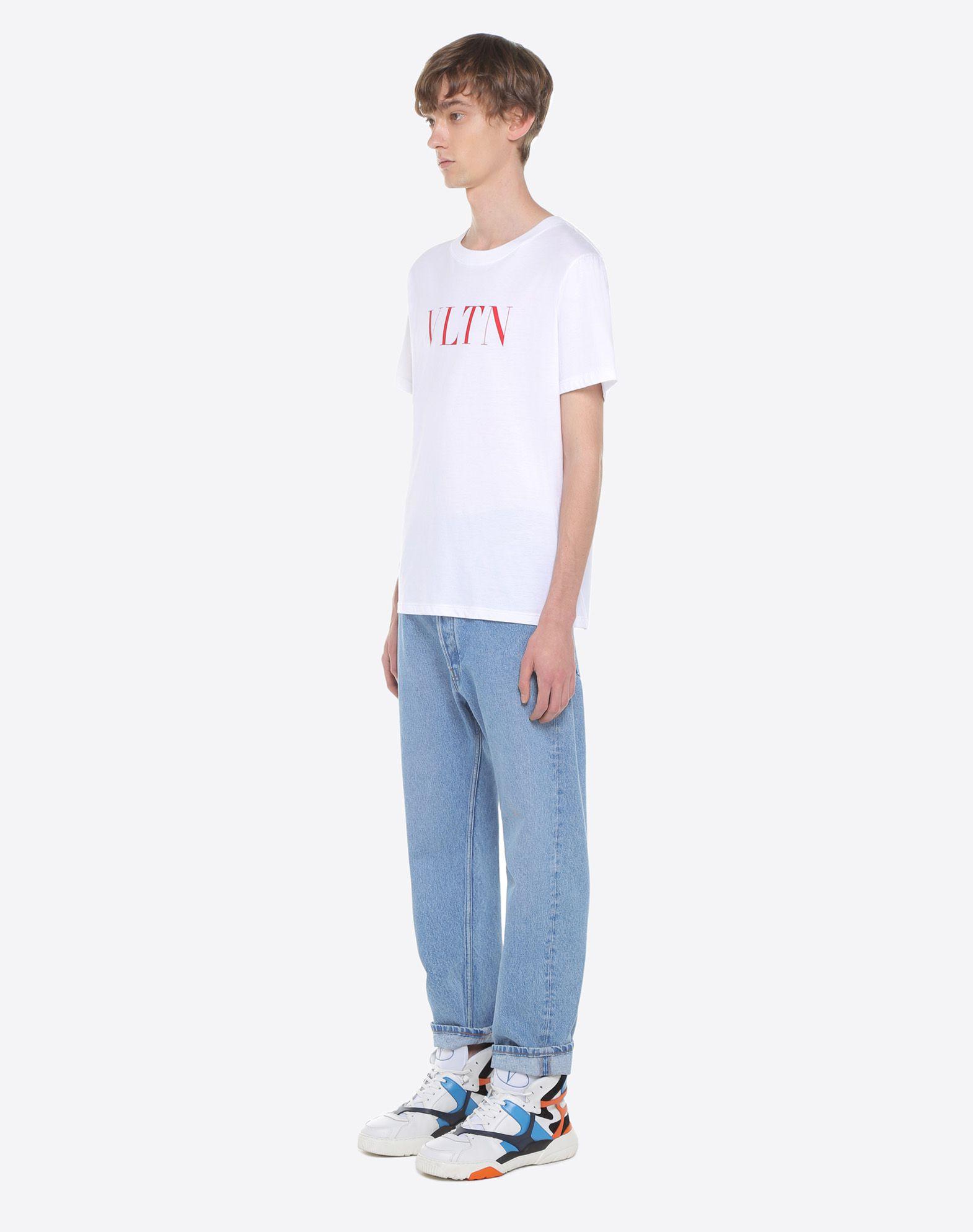 VALENTINO VLTN T-shirt T-shirt U d