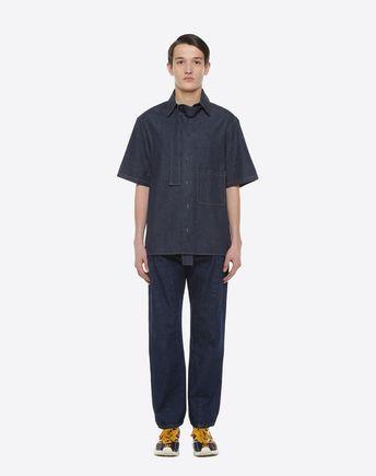 VALENTINO Shirt U PV0AB7644WW 001 r