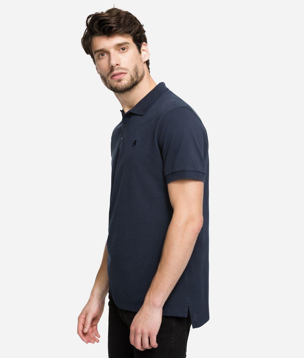 KARL LAGERFELD Logo polo T-shirt Man d