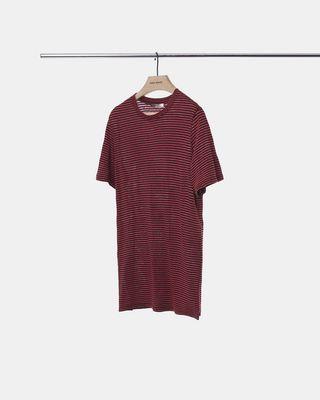 LEON 스트라이프 티셔츠