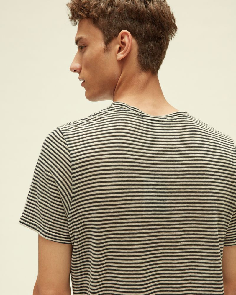 LEON striped T-shirt ISABEL MARANT