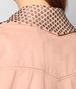 BOTTEGA VENETA PEACH ROSE ALCANTARA PULLOVER Knitwear or Top or Shirt Woman ep