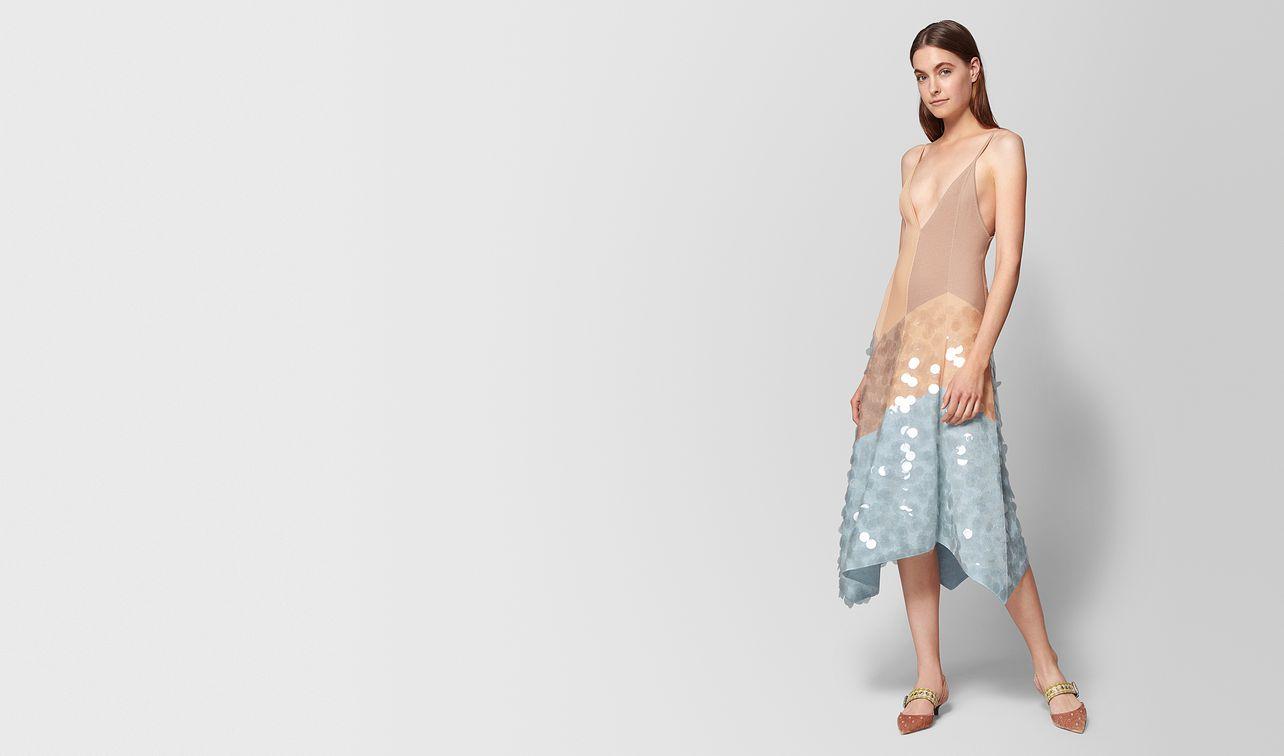 multicolor cotton dress landing