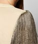BOTTEGA VENETA DARK CHAMOMILE VISCOSE SWEATER Knitwear or Top or Shirt Woman ep