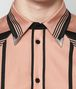 BOTTEGA VENETA DAHLIA NERO COTTON SHIRT Shirt Man ap