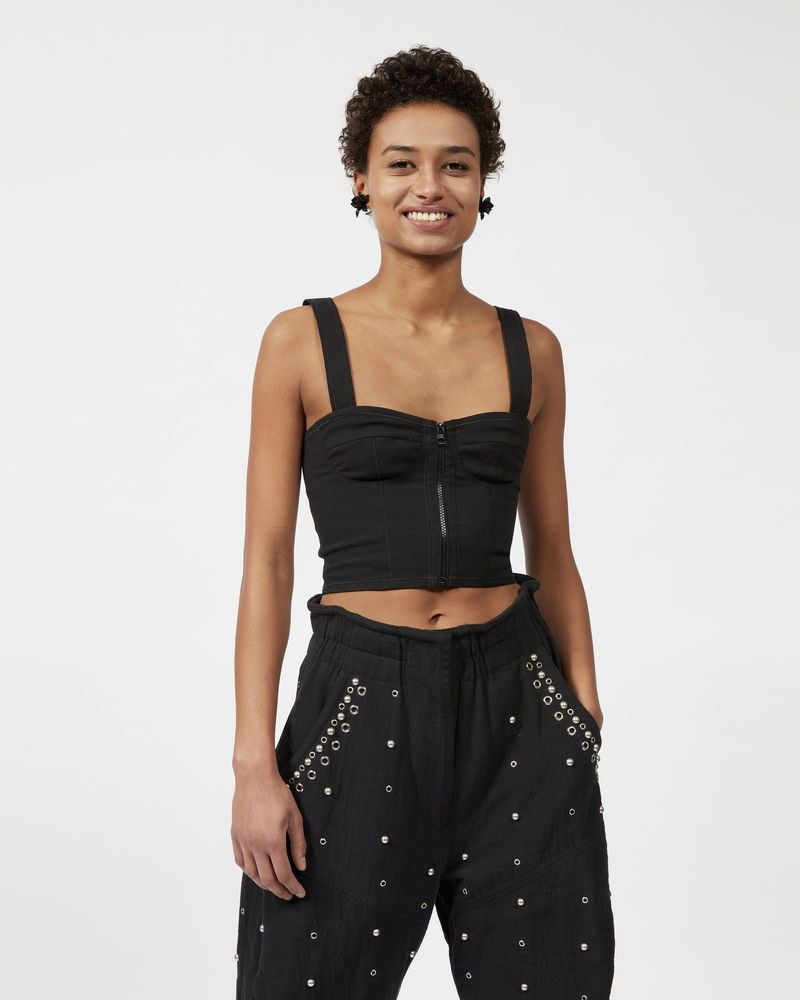 JOFF top with straps  ISABEL MARANT