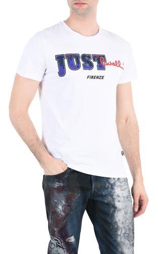JUST CAVALLI T-shirt maniche corte Uomo T-shirt teschio f