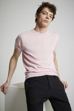 DSQUARED2 Cashmere Short Sleeves Pullover Pullover Man