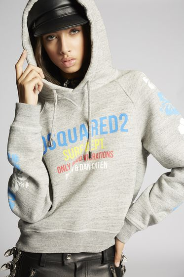 DSQUARED2 Sweatshirt Woman S75GU0153S25030100 b