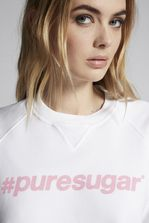 DSQUARED2 Pure Sugar Sweatshirt Sweatshirt Woman