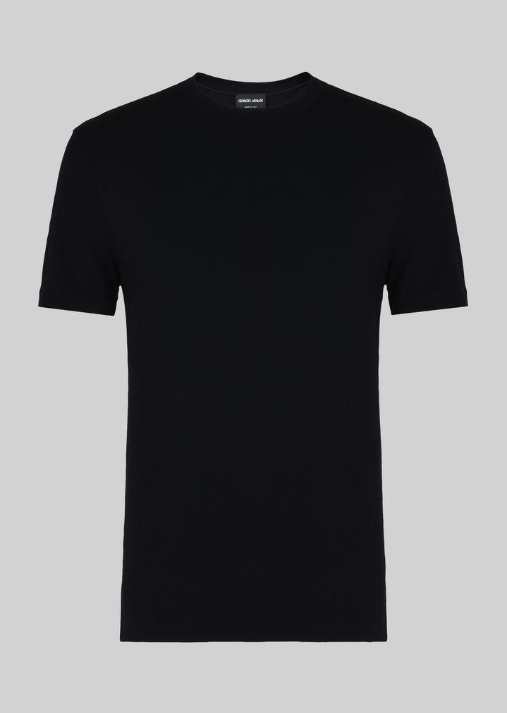 armani uomo t shirt offerte