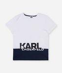 KARL LAGERFELD Big Logo Tee 8_f