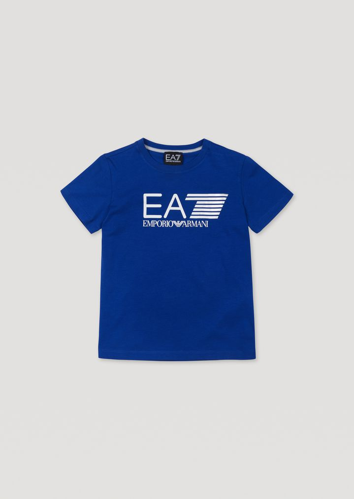 EMPORIO ARMANI Boys T Shirt With Logo Man F