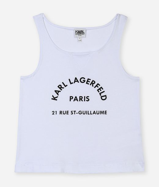 KARL LAGERFELD Rue St Guillaume Tank 12_f