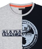 NAPAPIJRI K SIX JUNIOR Short sleeve T-shirt Man d