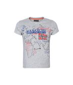 NAPAPIJRI Short sleeve T-shirt Man K SELPA JUNIOR f