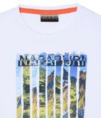 NAPAPIJRI K STANDER JUNIOR Short sleeve T-shirt Man d