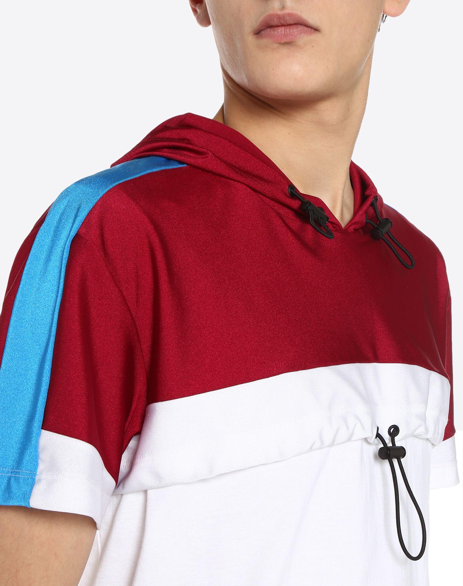 VALENTINO UOMO T-shirt with drawstring T-shirt U a