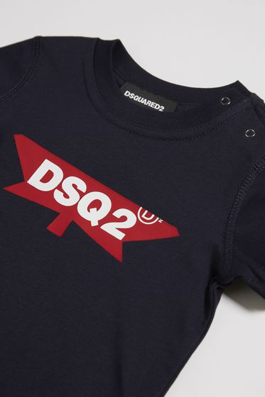 DSQUARED2 Short sleeve t-shirt Man DQ02P7D00MWDQ979 m