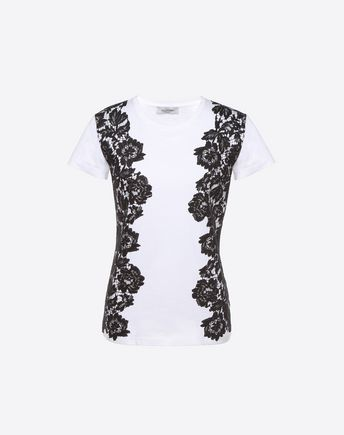 VALENTINO T-shirt D PB0MG07J3Y2 0BO f