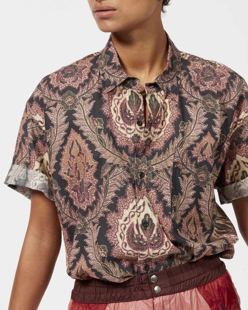 IGGY boyfriend shirt ISABEL MARANT
