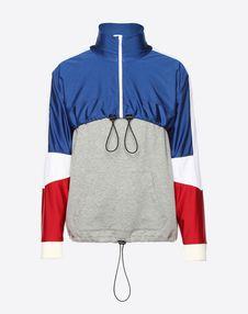 VALENTINO UOMO Sweatshirt U Drawstring sweatshirt f