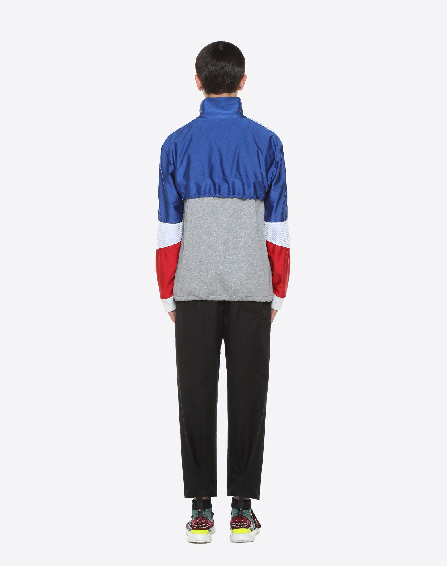 VALENTINO UOMO Drawstring sweatshirt Sweatshirt U e