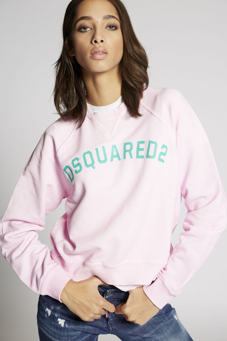 DSQUARED2 S72GU0143S25030242 Sweatshirt Woman m