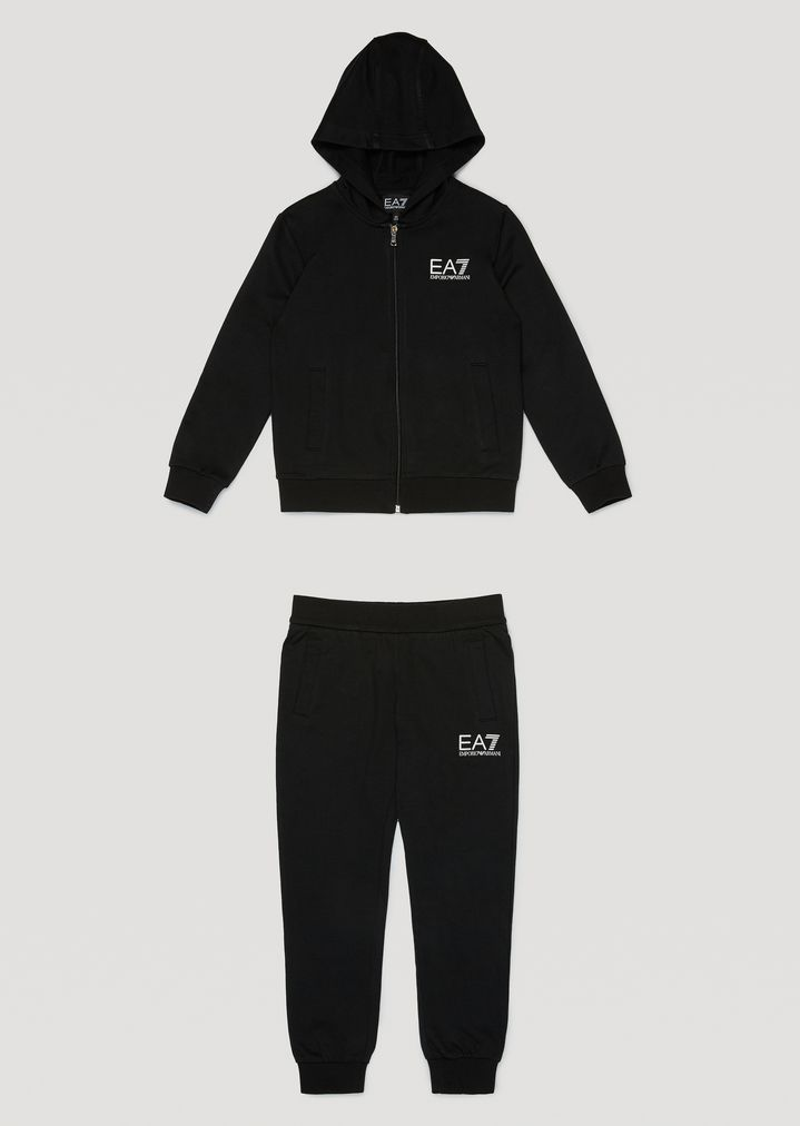 ed6bb3c75b47c Boys  Tracksuit with Sweatshirt and Joggers