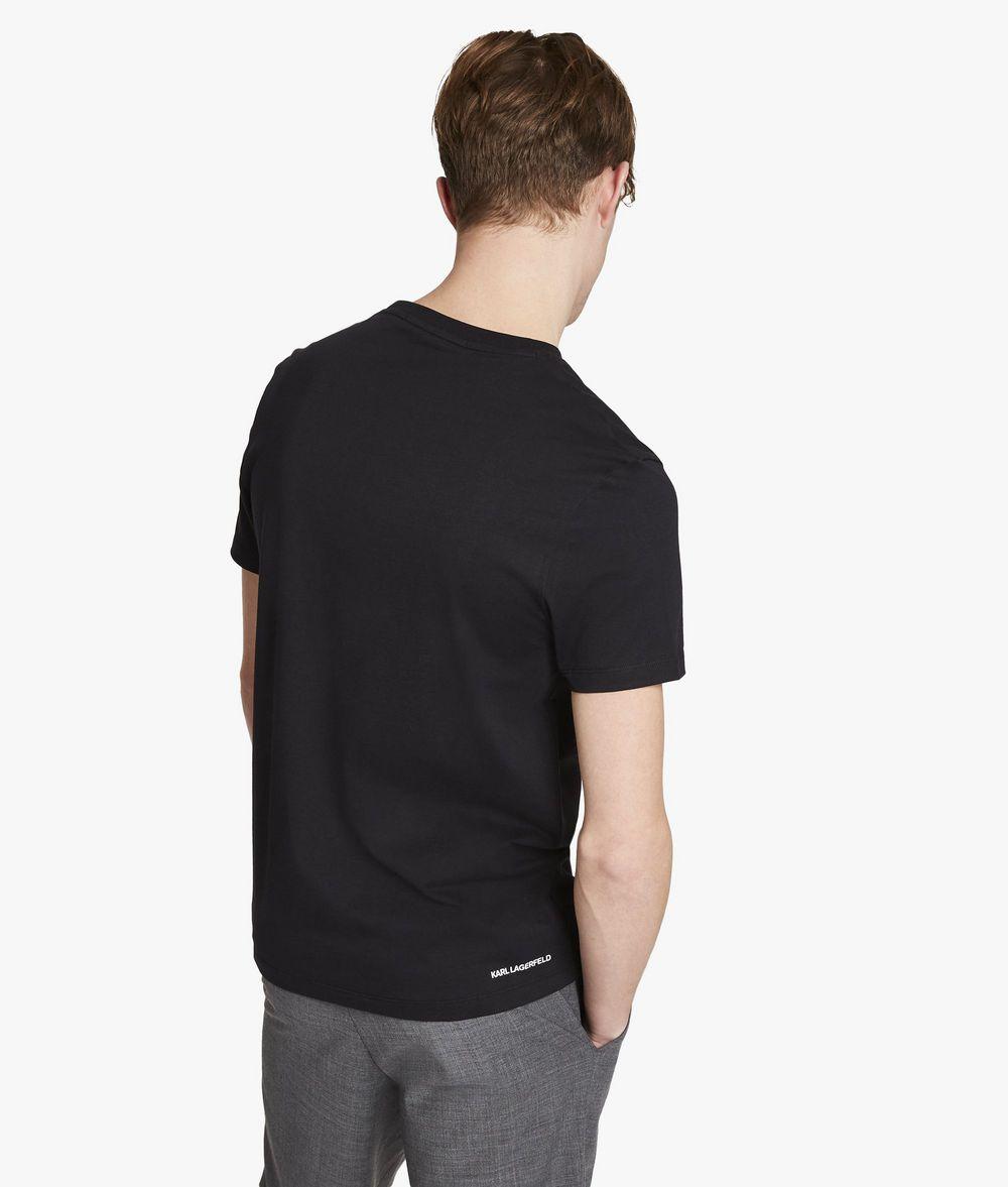 KARL LAGERFELD UNISEX - Karl's essential relax tee T-shirt Woman d