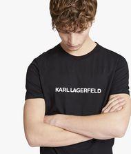 KARL LAGERFELD UNISEX - Karl's essential relax tee 9_f