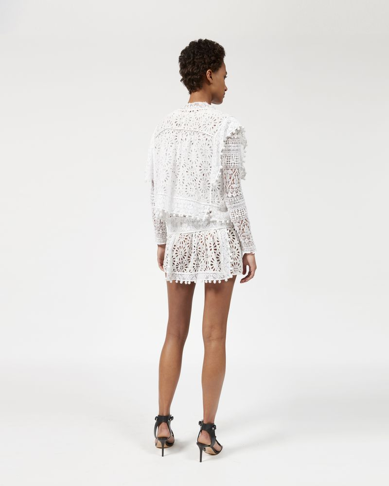 63cf3d8f80 ... KERY top in broderie anglaise ISABEL MARANT ...