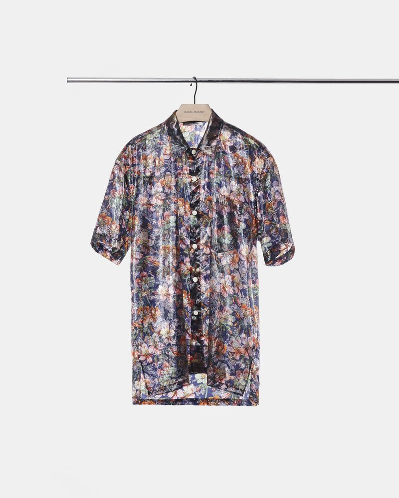 ERRI Hawaiian shirt  ISABEL MARANT