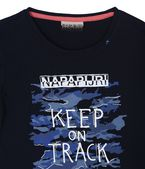 NAPAPIJRI K SITARD JUNIOR Short sleeve T-shirt Man d