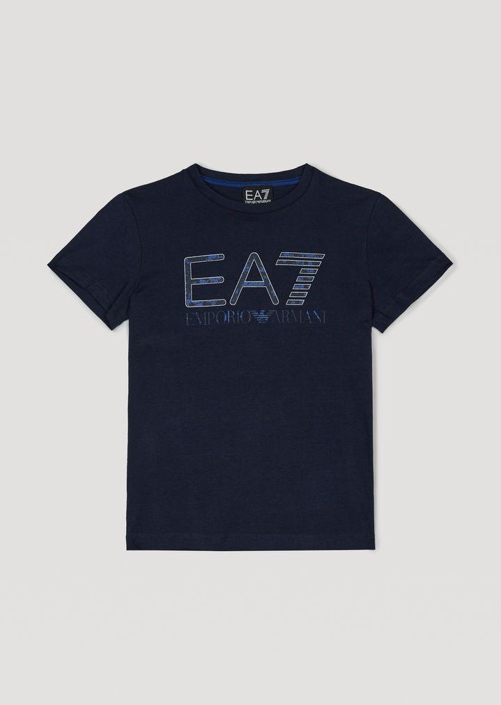 16dd7faa Boys' T-shirt with Logo | Kid | Ea7