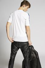 DSQUARED2 Hibiscus T-Shirt Short sleeve t-shirt Man
