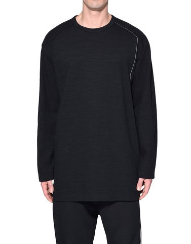 Y-3 Long sleeve t-shirt Man Y-3 Sashiko Tee r