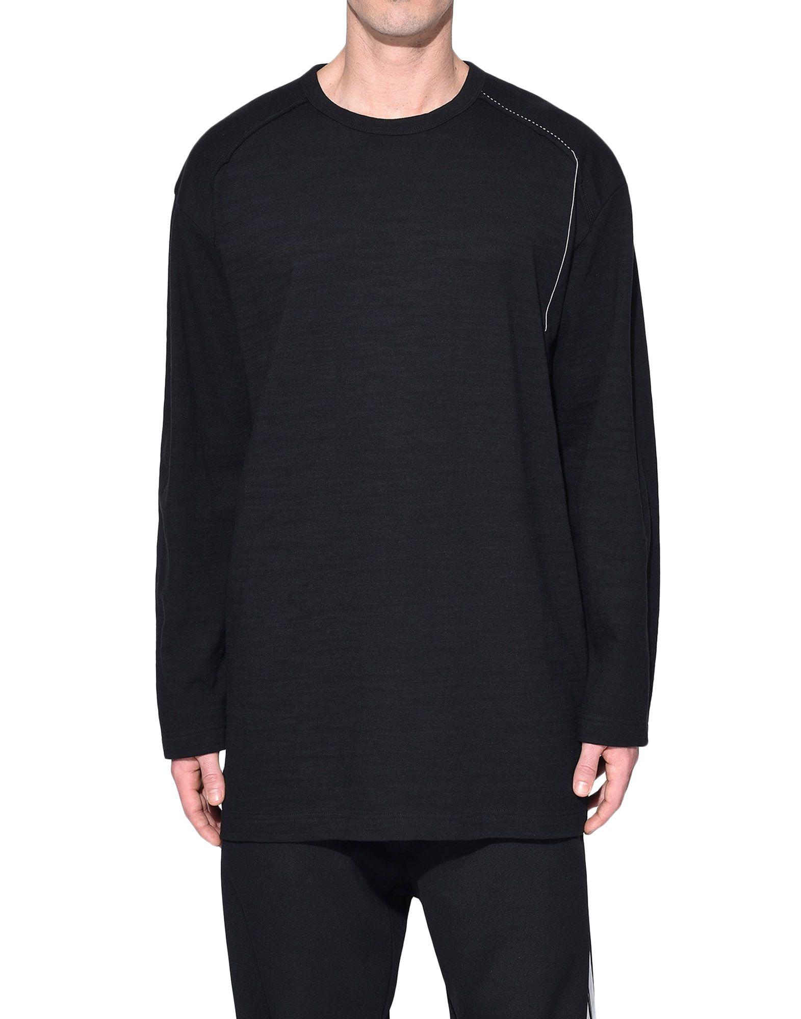 Y-3 Y-3 Sashiko Tee Long sleeve t-shirt Man r