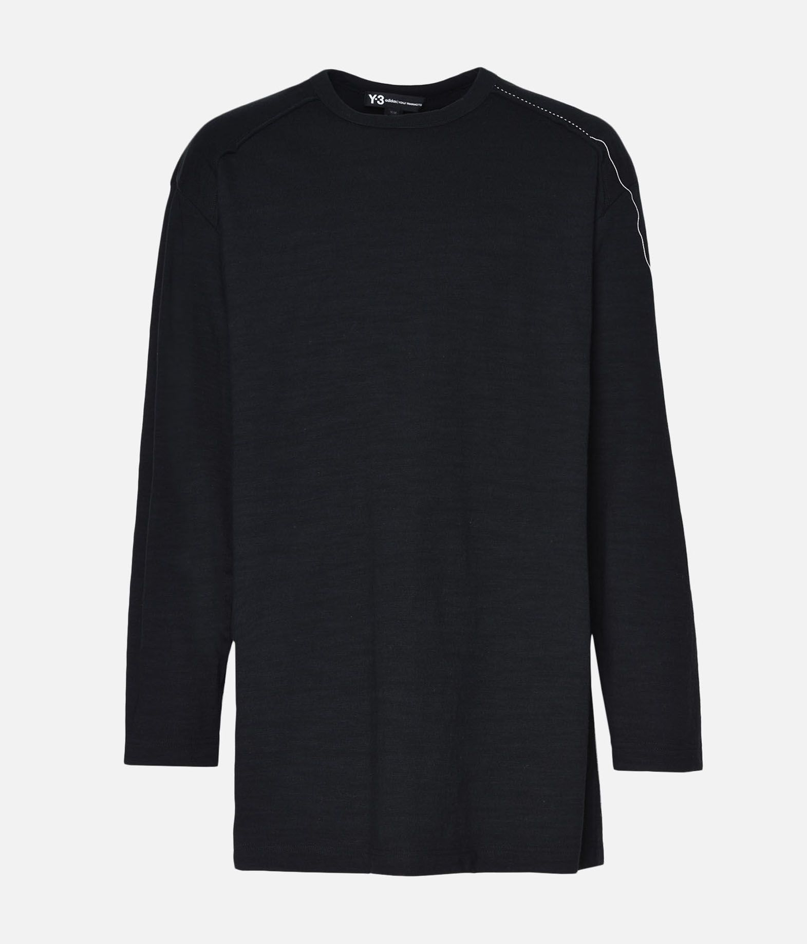 Y-3 Y-3 Sashiko Tee Long sleeve t-shirt Man f