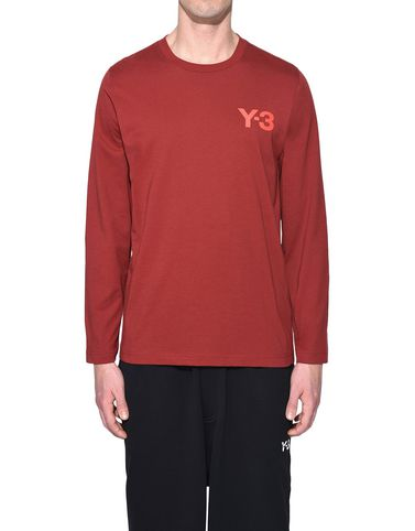Y-3 Long sleeve t-shirt Man Y-3 Classic Tee r