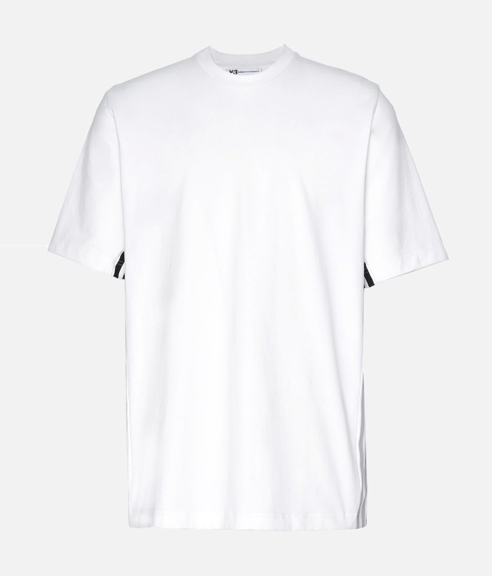 Y-3 Y-3 3-Stripes Tee Short sleeve t-shirt Man f
