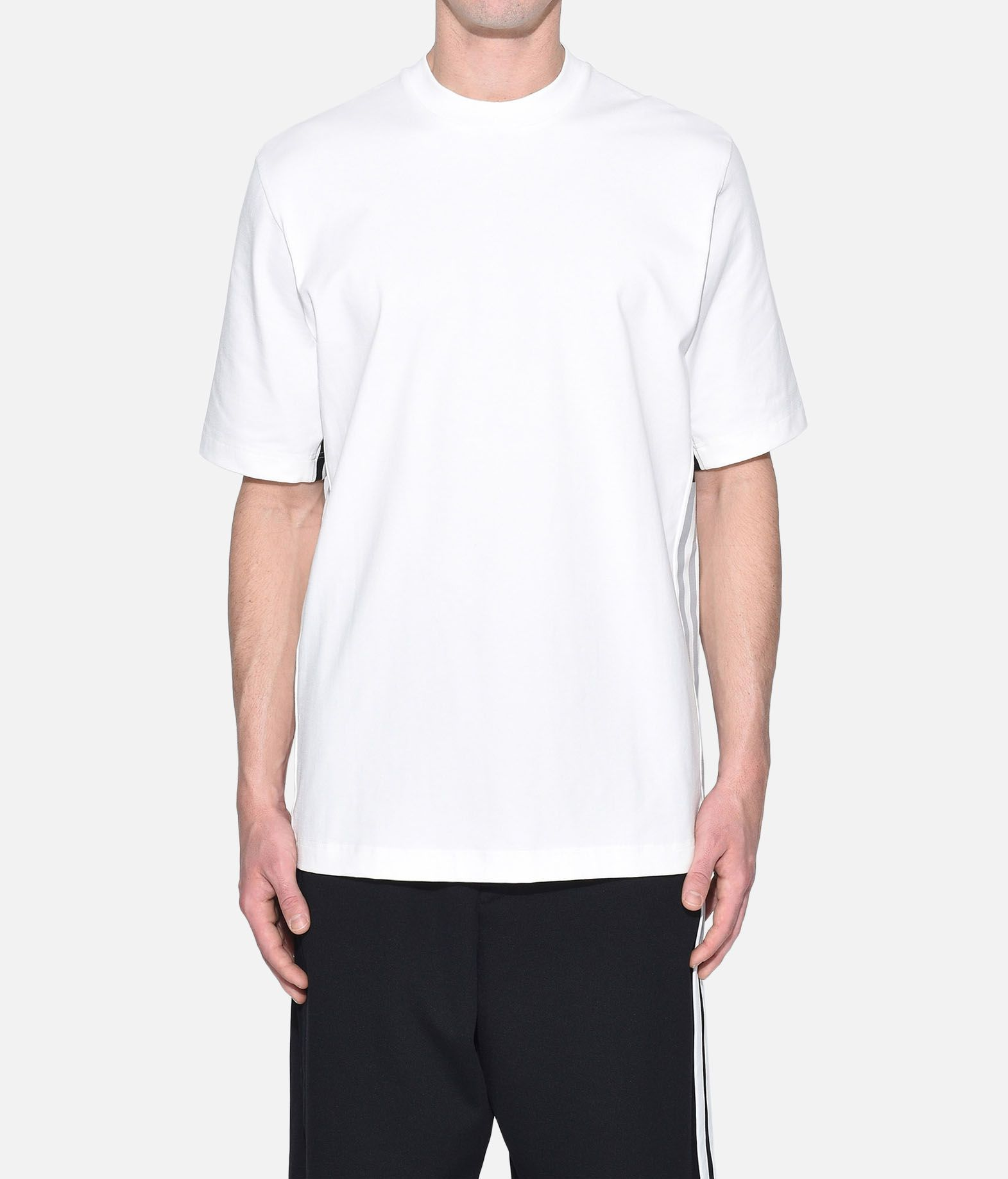 Y-3 Y-3 3-Stripes Tee Short sleeve t-shirt Man r