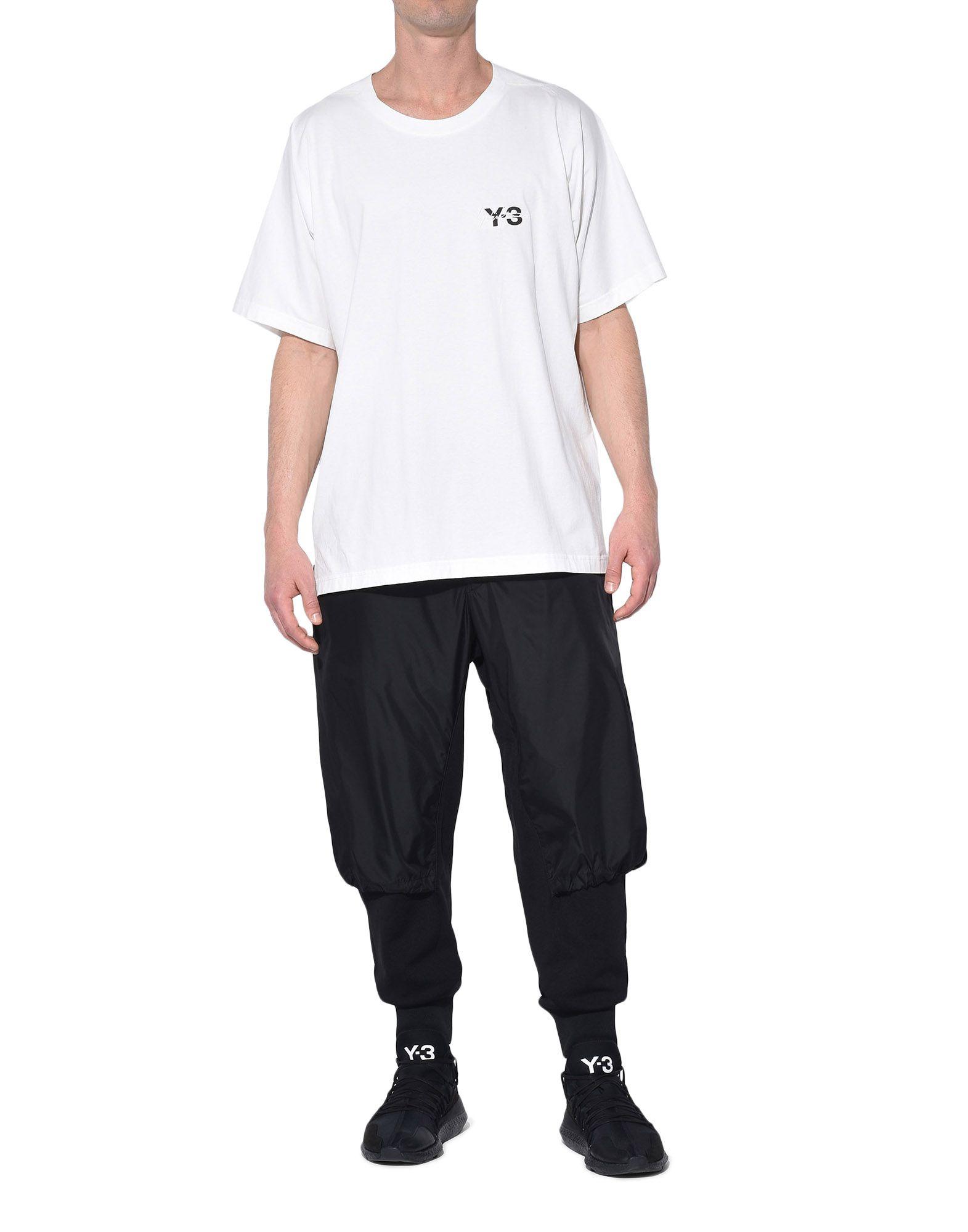 Y-3 Y-3 Signature Tee Short sleeve t-shirt Man a