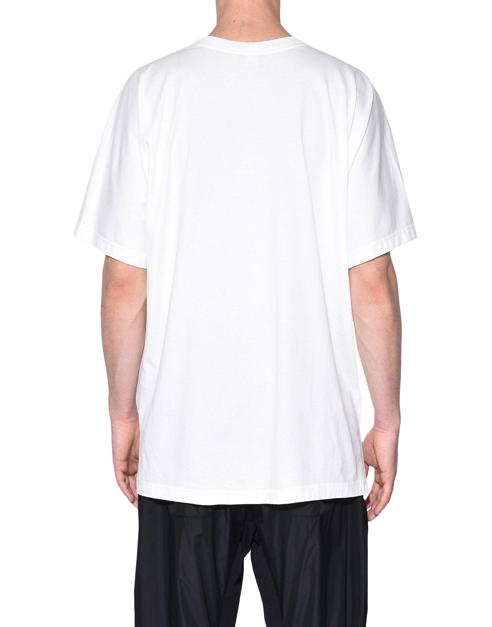 Y-3 Y-3 Signature Tee Short sleeve t-shirt Man d