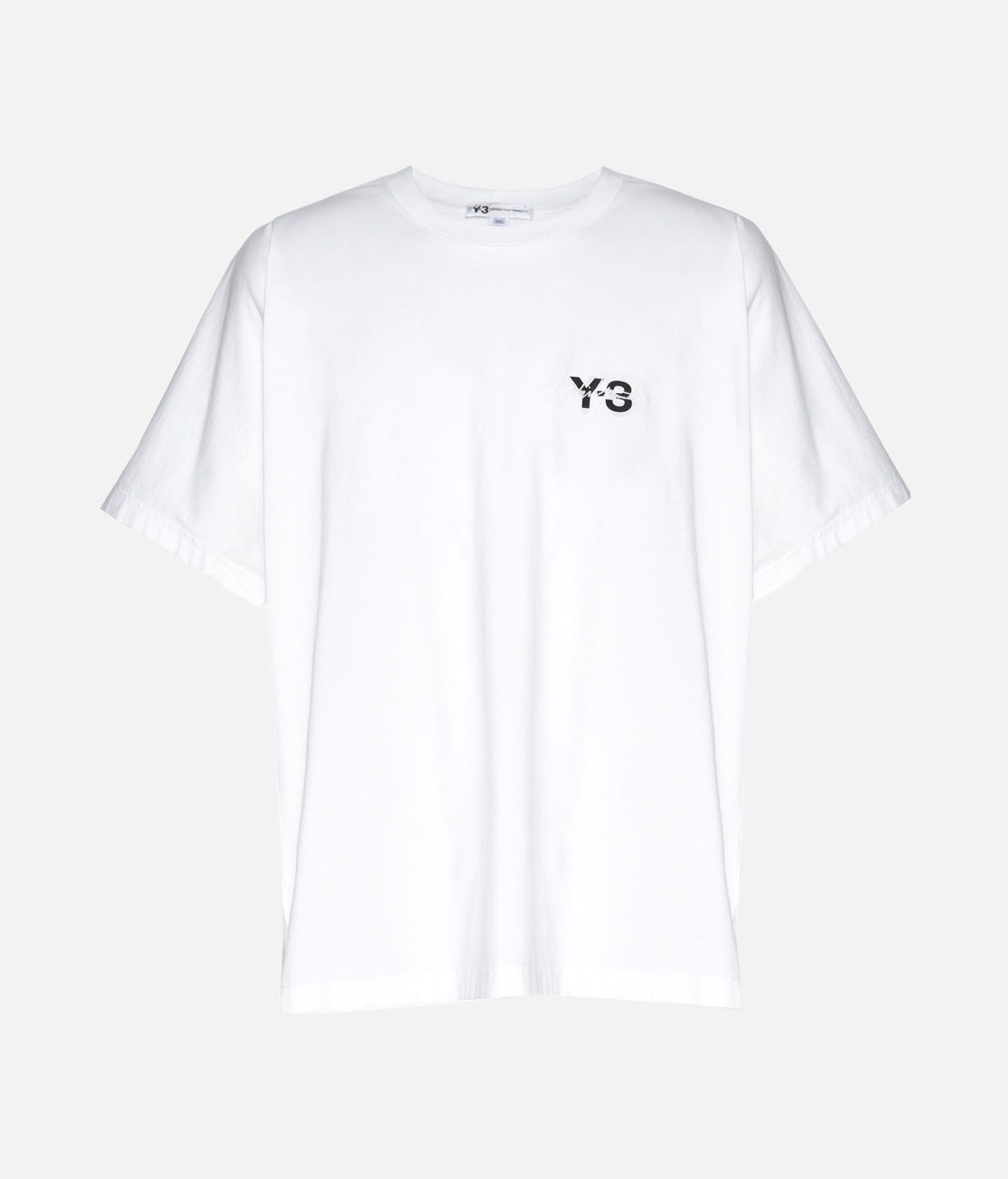 Y-3 Y-3 Signature Tee Short sleeve t-shirt Man f