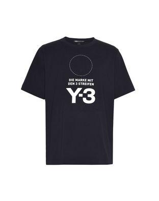 Y-3 Kusari TEES & POLOS unisex Y-3 adidas