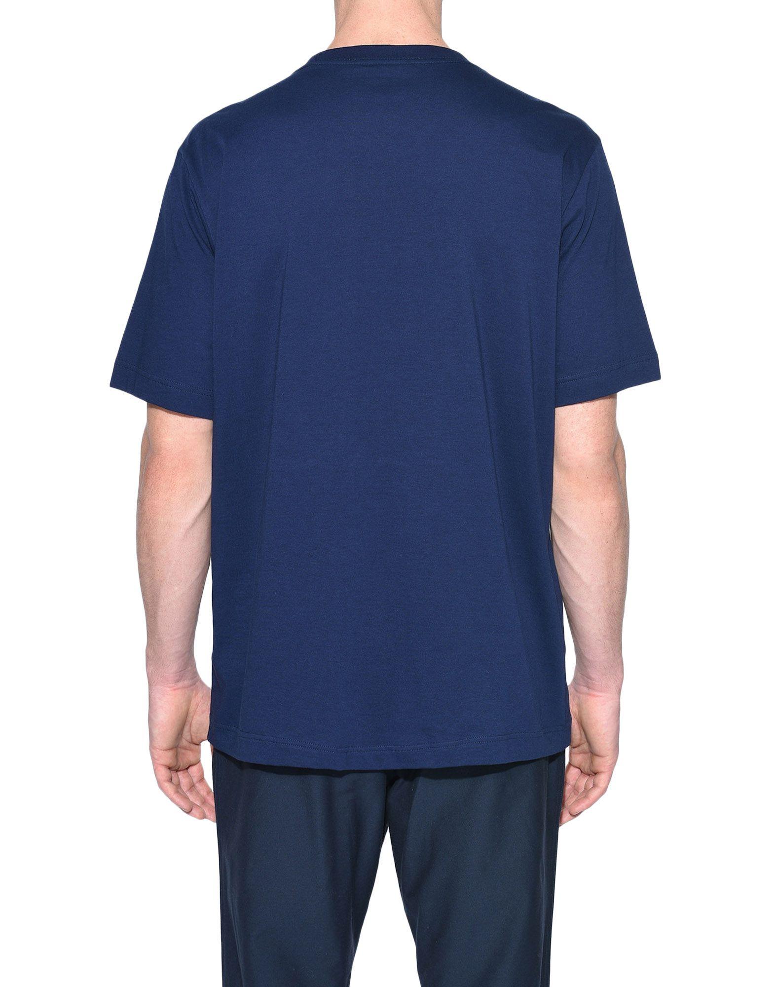 Y-3 Y-3 Stacked Logo Tee Short sleeve t-shirt Man d