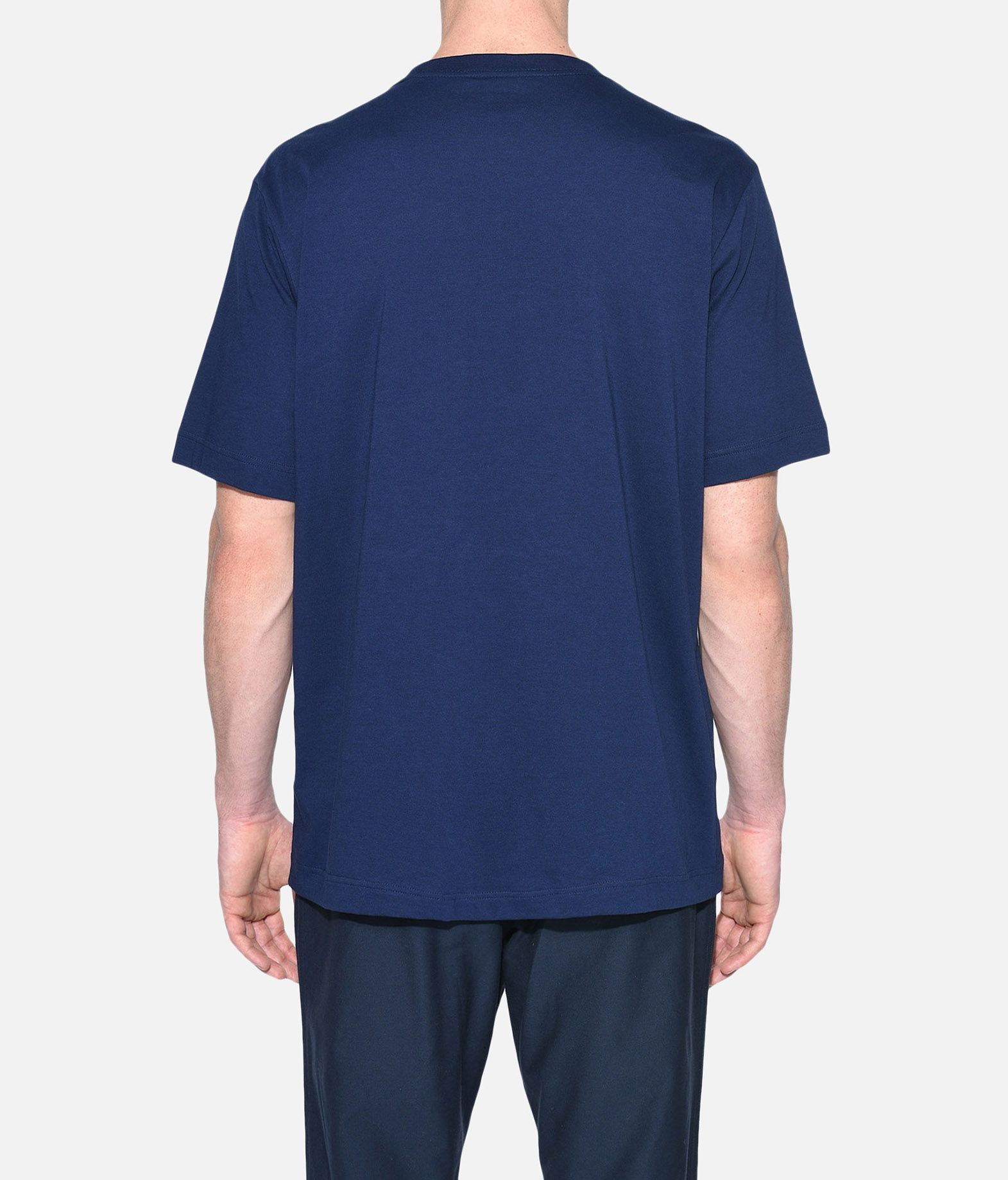 Y-3 Y-3 Stacked Logo Tee Short sleeve t-shirt Man d