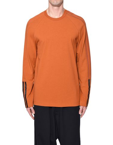 Y-3 Long sleeve t-shirt Man Y-3 3-Stripes Tee r